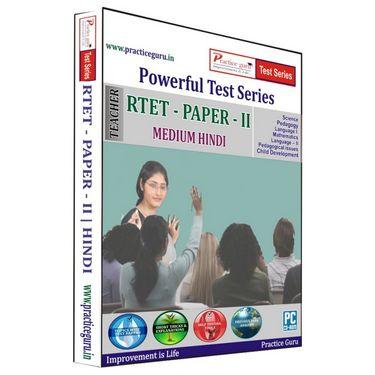 Practice Guru RTET Paper II - FP-78
