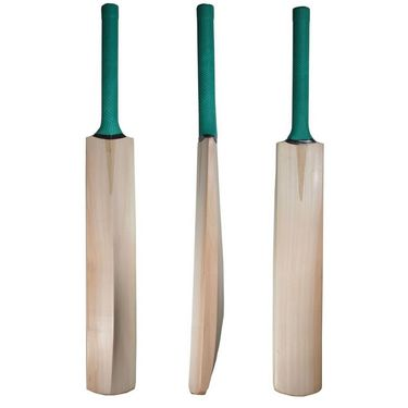Facto Power Nude Kashmir Willow Cricket Bat With Cane Handle (Model : 1551)
