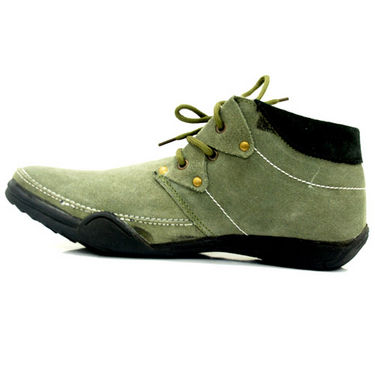 Foot n Style Breezy Boots - Green