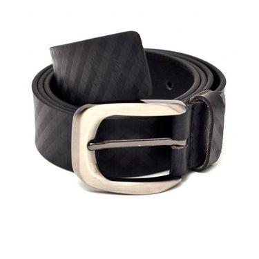 Porcupine Pure Leather Belt - Black_GRJBELT2-10