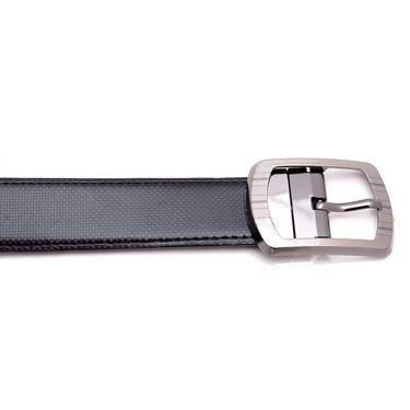Porcupine reversible Faux Leather belt - Brown & Black_GRJBELT2
