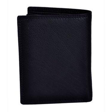 Porcupine Pure Leather wallet - Black_GRJWALLET2-1