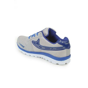 Branded Grey & Blue Sports Shoes -Gbs02