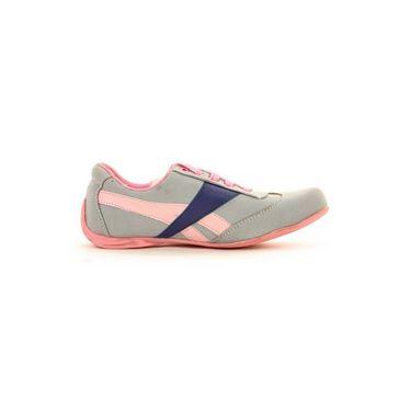 Ultimate PU Sports  GSB_S-3_Grey-Pink -  Grey