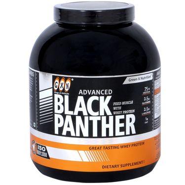 GXN Advance Black Panther 7 Lb (3.17kgs) Strawberry Flavor