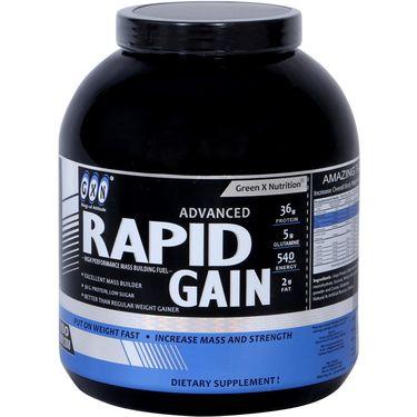 GXN Advance Rapid Gain 6 Lb (2.27kgs) Butterscotch Flavor