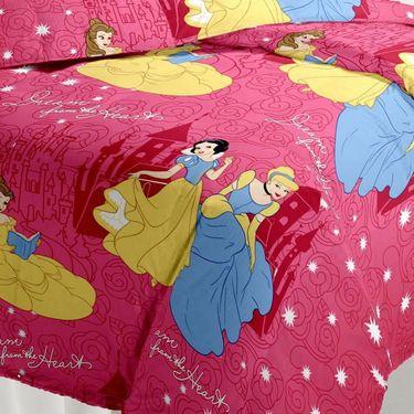 eCraftIndia Designer Printed Kids Single Bed Reversible AC Blanket-HFBD106