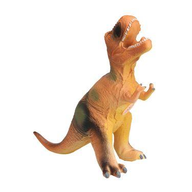 Alectrosaurus Dinosaur With Real Sound Big Size - Multicolor