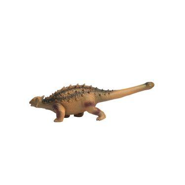Euoplocephalus Dinosaur With Real Sound Big Size - Multicolor