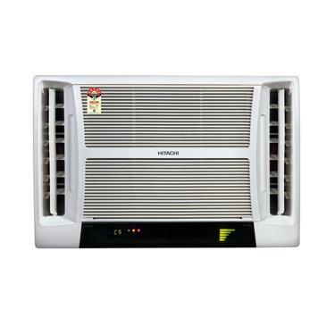 Hitachi summer qc rav222hud window air conditioner 2 ton for 2 ton window air conditioner