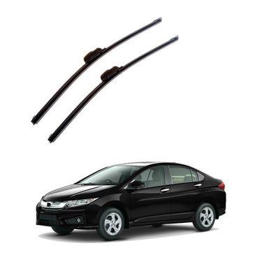 Autofurnish Frameless Wiper Blades for Honda City (D)20