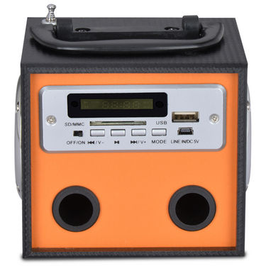 ICEx Bazooka+ Bluetooth Speaker - New