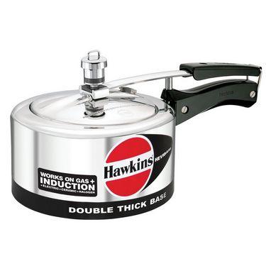 Hawkins Hevibase 3 ltr IH30 Induction model Aluminium Pressure Cooker