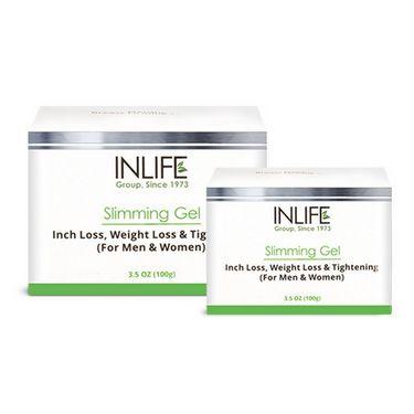 INLIFE Pack Of 2 Slimming Gel