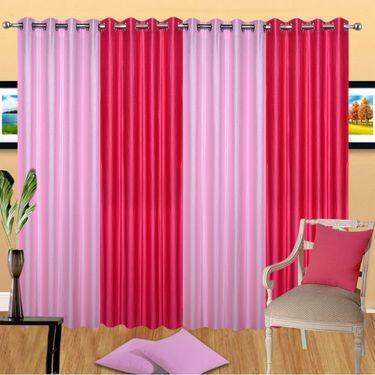 IWS Set of 4 Beautiful Door Curtain IWS-CT-1016