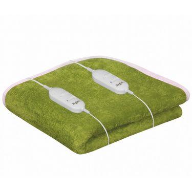 Warmland Electric Double Bed Blanket-Green-IWS-EB-14