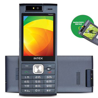 Intex Rotating Camera Mobile