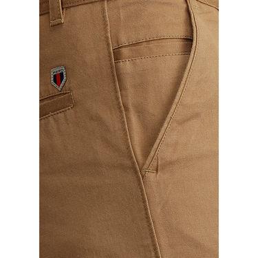 Pack of 2 Cotton Regular Fit Chinos_J109 - Black & Khakhi
