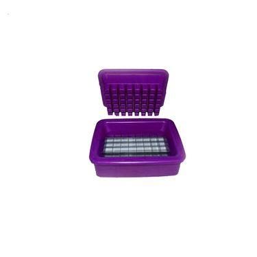 Kawachi Veg Utility Cutter & Slicer-K247-Purple