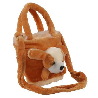 Kids Peach Stuff Bag - Hosiery Chenille 1014