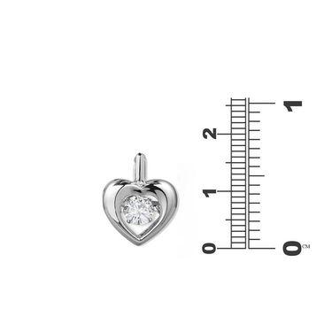 Kiara Swarovski Signity Sterling Silver Pranali Pendant_Kip0472