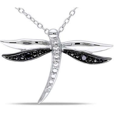 Kiara Swarovski Signity Sterling Silver Sneha Pendant_Kip0490