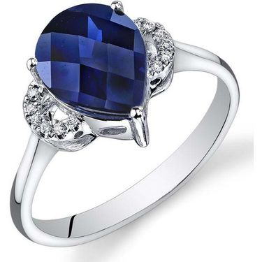 Kiara Swarovski Signity Sterling Silver Radhika Ring_Kir0667 - Silver