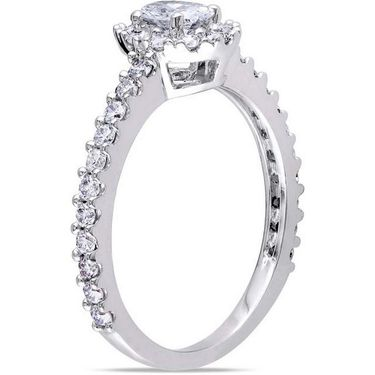 Kiara Swarovski Signity Sterling Silver Supriya Ring_Kir0671 - Silver