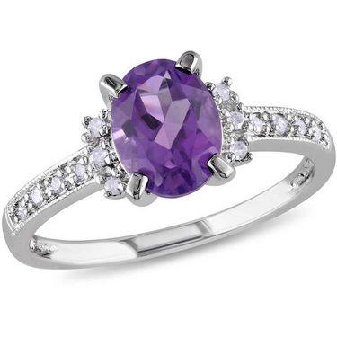 Kiara Swarovski Signity Sterling Silver Riddhi Ring_Kir0781 - Silver