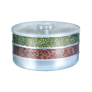 Sprout Maker - Now Make Healthy Sprout Easily - Silver