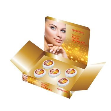 Saffron Radiant Glow Facial Kit 250g