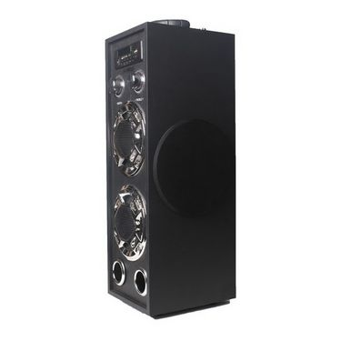 Callmate KS-443 2 in 1 Moveable Audio Speaker - Black