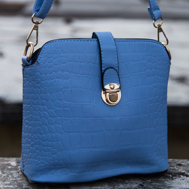 Arisha Light Blue Handbag -LB 352