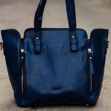 Arisha Blue Handbag -LB 356
