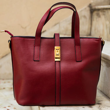 Arisha Red Handbag -LB 366