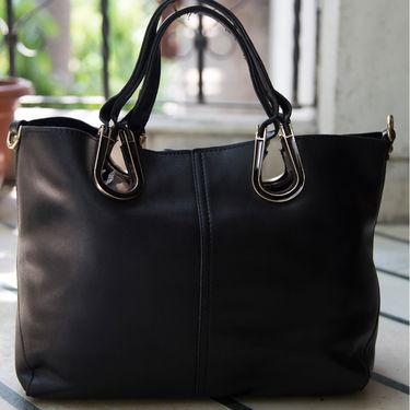 Arisha Black Handbag -LB 414