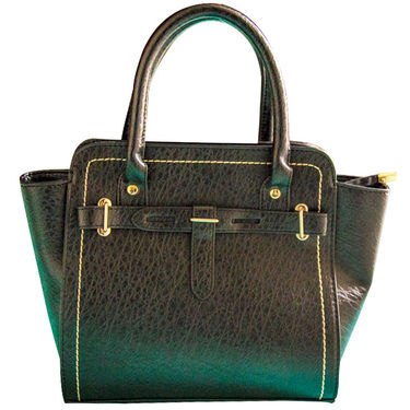 Sai Arisha PU Black Handbag -LB544