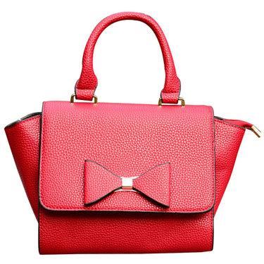 Sai Arisha PU Red Handbag -LB673