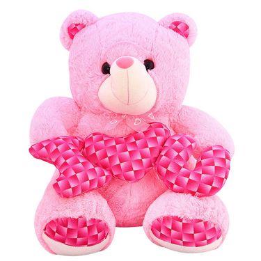 Valentine Stuff ILU Teddy Bear 50 cm - Pink