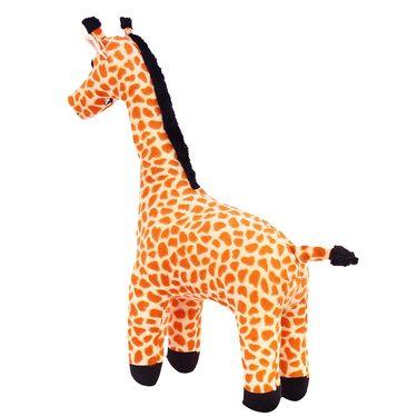 Standing Giraffe Stuff Animal 35 Cms Brown