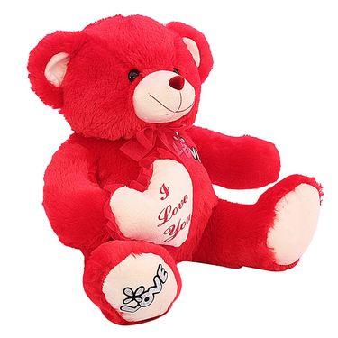 Rose Bear Valentine Stuff Teddy 30 cm