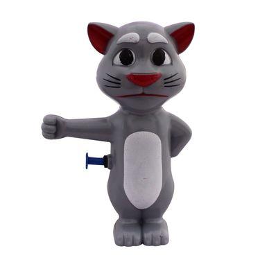 Holi Grey Water Pichkari Cat Squirter With Tota Gulal Balloons 504 - 4TOTA