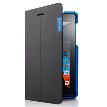 Lenovo Essential 3G Calling Tablet with Flip Cover & Screen Guard