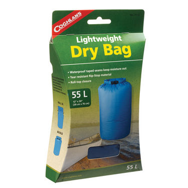 coghlans Light Weight Dry Bag 55L