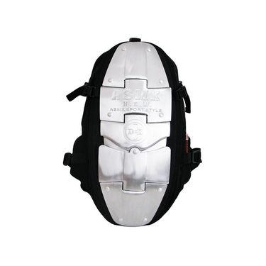 Mototrance Aluminium Alloy Shield Motorcycle Bag / Backpack-MT610043