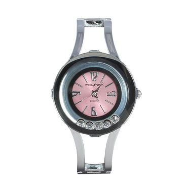 Mayhem Analog Round Dial Watch_Ma2930 - Pink