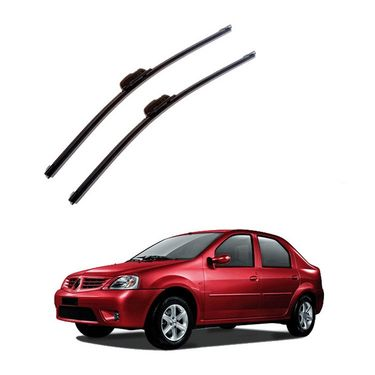 Autofurnish Frameless Wiper Blades for Mahindra Renault (D)22