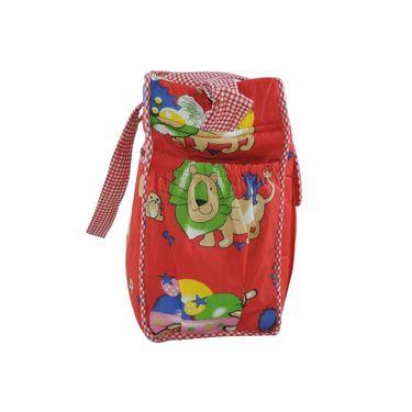 Ole Baby Multi Utility Embroidery Jumbo Diaper Bag_OB-PDB-B042