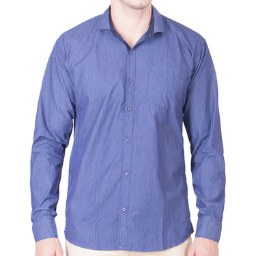 Cliths Pack of 2 Cotton Shirts For Men_Md070