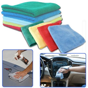 Combo of Mobile holder + Micro Fibre Cleaning Cloth + Multi car mobile phone charger/adapter